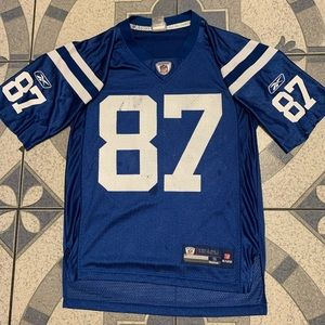 Reebok NFL Indianapolis Colts Reggie Wayne Jersey